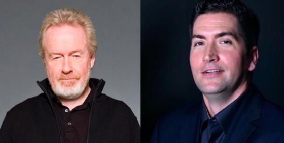 Ridley Scott et Drew Goddard
