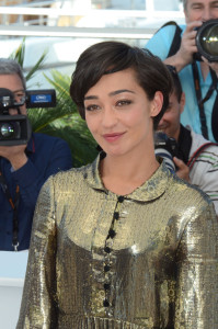 Ruth Negga pour Loving - Festival de Cannes - Photo de Philippe Prost pour CineChronicle
