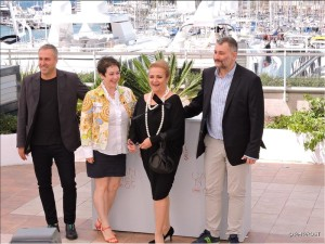 Equipe Sieranevada – photocall – Cannes 2016 – Photo Philippe Prost pour CineChronicle