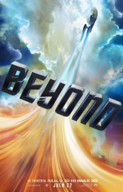 Star Trek sans limites (Star Trek Beyond) - affiche