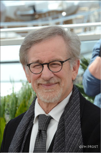 Steven Spielberg - Cannes 2016 - Photo Philippe Prost pour CineChronicle