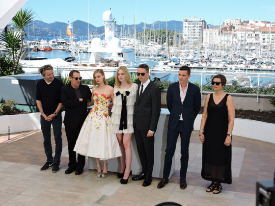 Equipe de The Neon Demon - Cannes 2016 - Photo Philippe Prost pour CineChronicle