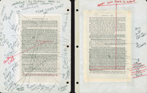 The Godfather Notebook - extraits