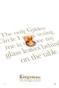 The Kingsman 2 - nouveau poster teaser