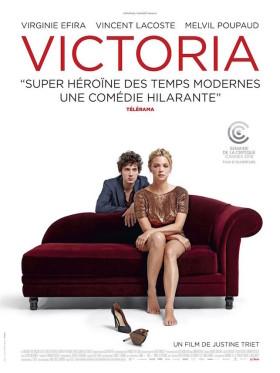 Victoria de Justine Thriet - affiche