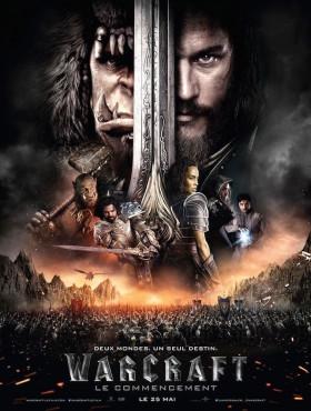 Warcraft - Le commencement - affiche