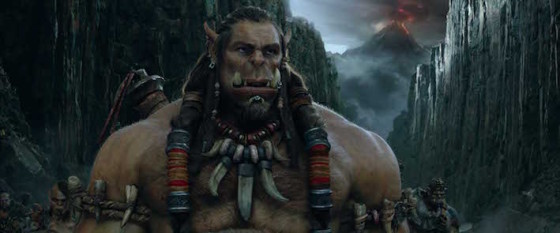 Toby Kebbell (Dorutan) - Warcraft le commencement