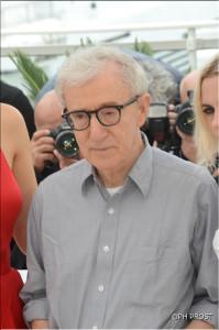 Woody Allen au 69e Festival de Cannes / Philippe Prost, photographe pour Cinechronicle