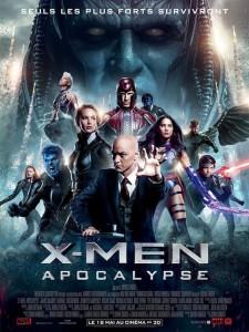 X-Men Apocalypse - affiche