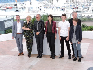 Equipe Ma Loute - photocall - Cannes 2016 - Photo Philippe Prost pour CineChronicle