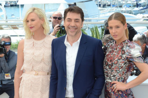 Charlize Theron, Javier Bardem, Adele Exarchopoulos
