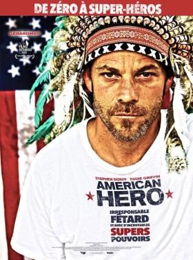 American Hero - affiche