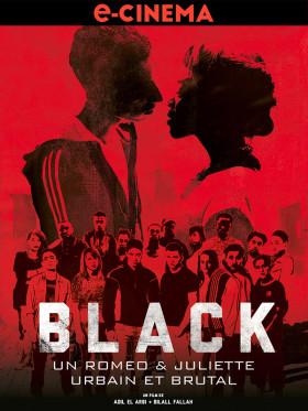 Black de Adil El Arbi et Bilall Fallah - affiche