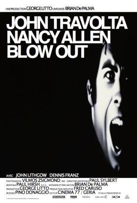 Blow Out - affiche