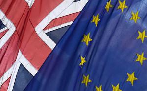 drapeaux UK - UE