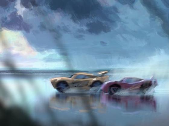 Cars 3 - concept arts