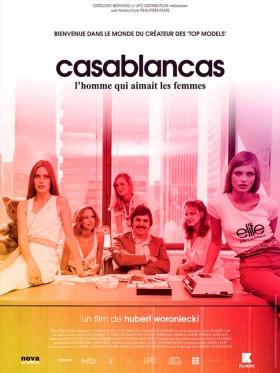 Casablancas l'homme qui aimait les femmes - affiche