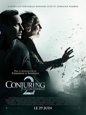 Conjuring 2 - affiche