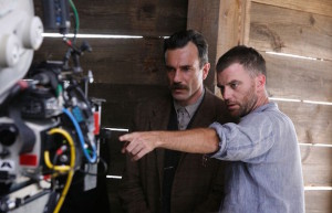 Daniel Day-Lewis et Paul Thomas Anderson There Will Be Blood