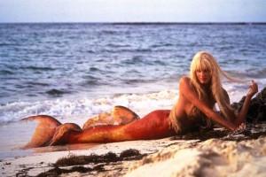Daryl Hannah dans Splash de Ron Howard