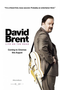 David Brent Life on the road - poster.
