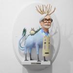 Hayao Miyazaki - King Cuts de Mike Leavitt