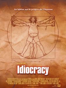 Idiocracy - affiche
