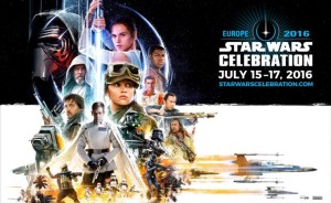 Star Wars Celebration - affiche