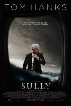 Sully de Clint Eastwood - affiche