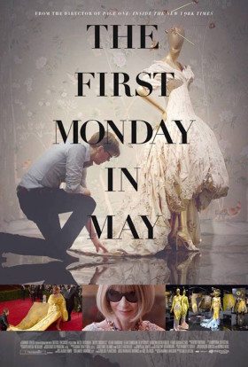 The First Monday in May de Andrew Rossi - affiche