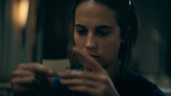 The Magic Diner de Niclas Larsson avec Alicia Vikander et Anna Wintour