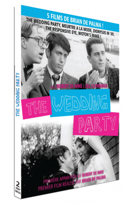 The Wedding Party - jaquette DVD