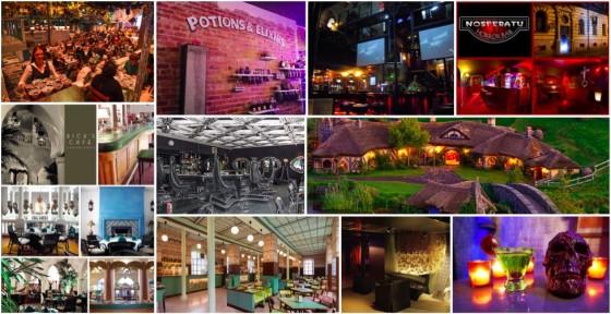 Top 10 des meilleurs bars inspires du cinema