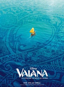 Vaiana - affiche française