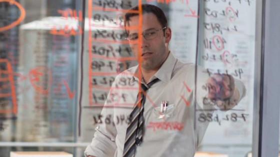 Ben Affleck  dans Mr Wolff (The Accountant)
