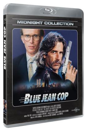 Blue Jean Cop - jaquette Blu-ray