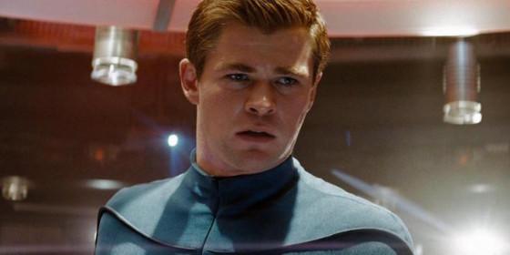 Chris Hemsworth - Star Trek