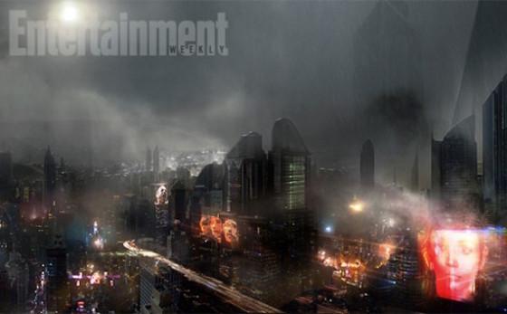 Concept Art Blade Runner 2