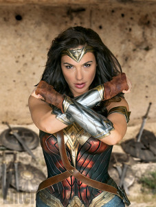 Gal Gadot - Wonder Woman de Patty Jenkins