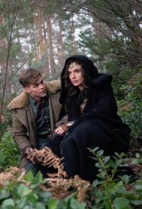 Gal Gadot et Chris Pine - Wonder Woman de Patty Jenkins