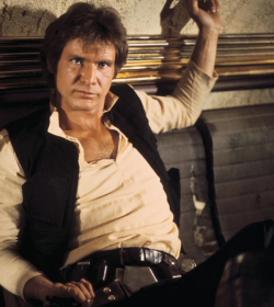 Harrison Ford - Han Solo - Star Wars