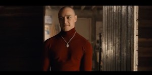 James McAvoy - Split de M. Night Shyamalan