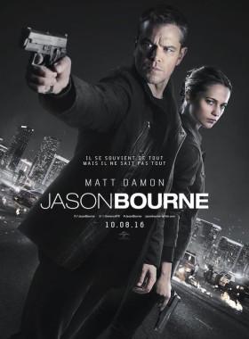 Jason Bourne - affiche