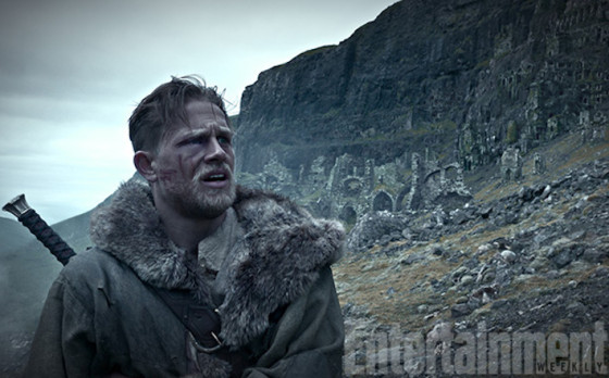 Charlie Hunnam - King Arthur Legend Of The Sword