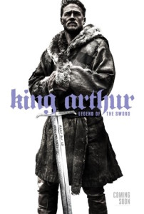 King Arthur Legend of the Sword - affiche