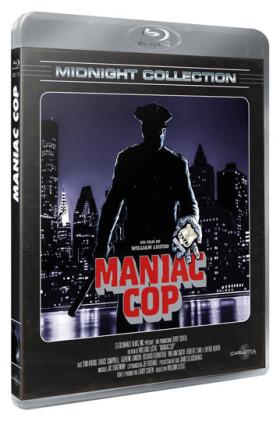 Maniac Cop - jaquette Blu-ray