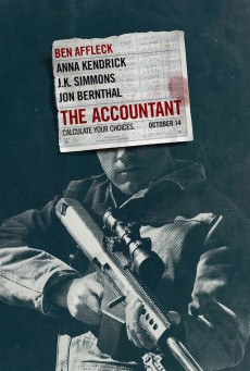 Mr Wolff - The Accountant - affiche