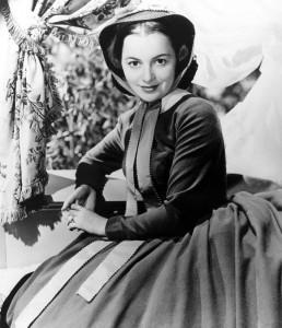 Olivia de Havilland - Autant en emporte le Vent