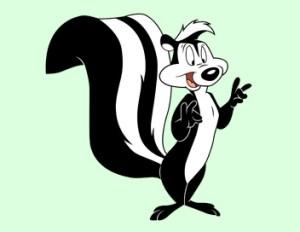Pepe le Putois - Pepe the Pew