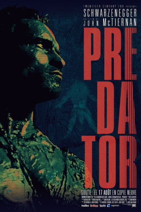 Predator - affiche version restauree